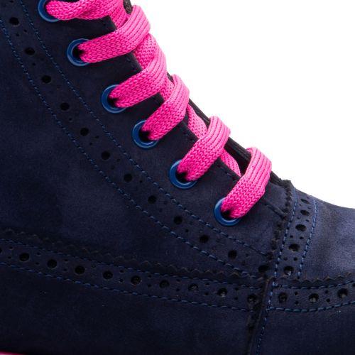 Ботинки для девочек 1018 | Модная детская обувь оптом и дропшиппинг