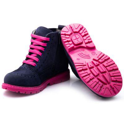 Ботинки для девочек 826 | фото 4