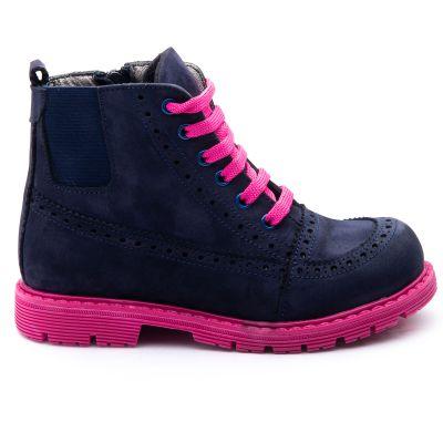 Ботинки для девочек 826 | Детские ботинки для девочек
