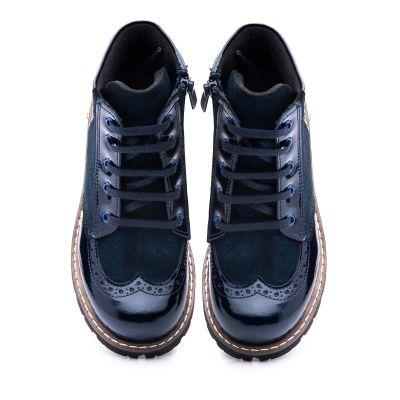 Ботинки для девочек 827 | фото 2