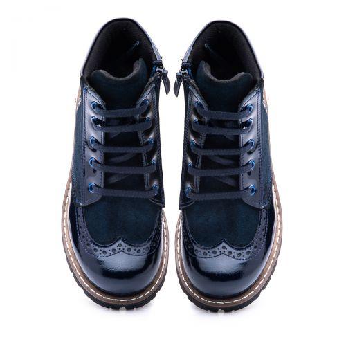 Ботинки для девочек 827 | Детская обувь 15 см оптом и дропшиппинг