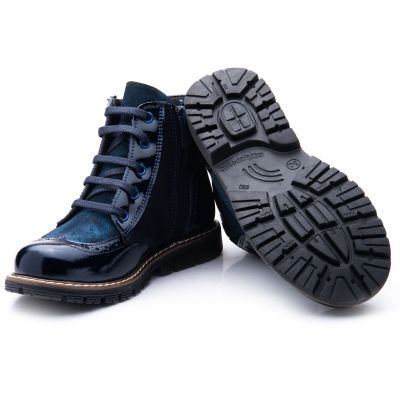 Ботинки для девочек 827 | фото 4