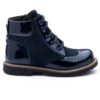 Ботинки для девочек 827 | Детские ботинки для девочек