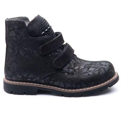 Ботинки для девочек 829 | Детские ботинки для девочек