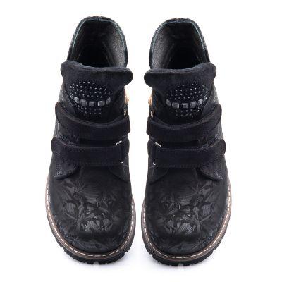 Ботинки для девочек 829 | фото 2