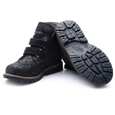 Ботинки для девочек 829 | фото 4