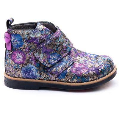 Ботинки для девочек 830 | Детские ботинки для девочек