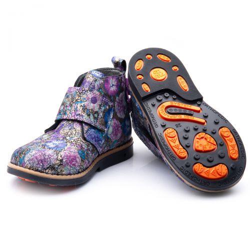 Ботинки для девочек 830 | Детская обувь 15,6 см оптом и дропшиппинг