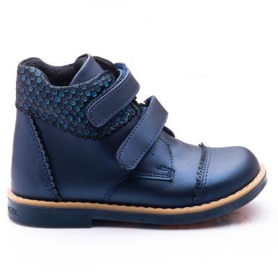 Ботинки для девочек 831 | Детские ботинки для девочек