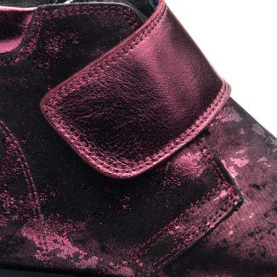 Ботинки для девочек 832 | фото 3