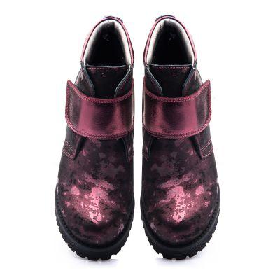 Ботинки для девочек 832 | фото 2