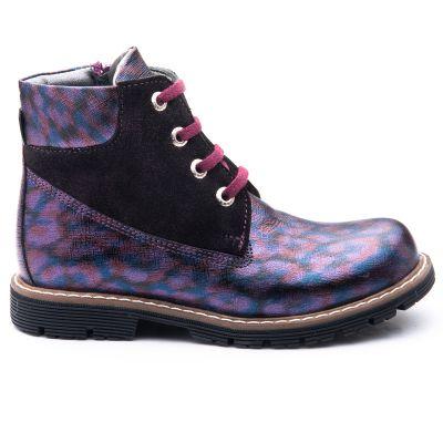 Ботинки для девочек 833 | Детские ботинки для девочек