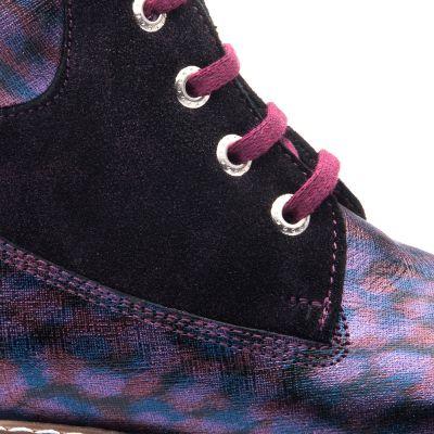 Ботинки для девочек 833 | фото 3