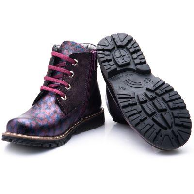 Ботинки для девочек 833 | фото 4