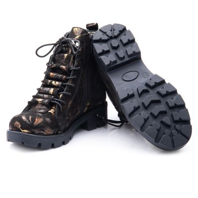 Ботинки для девочек 834 | фото 4
