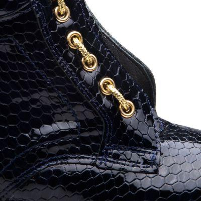 Ботинки для девочек 835 | фото 3