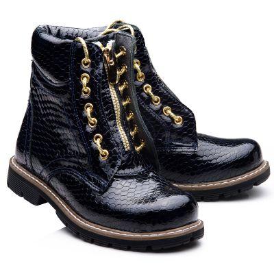 Ботинки для девочек 835