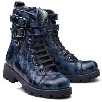 Ботинки для девочек 837