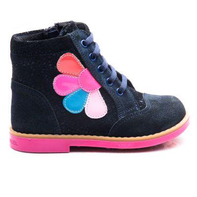 Ботинки для девочек 838 | Осенняя детская обувь 23 размер