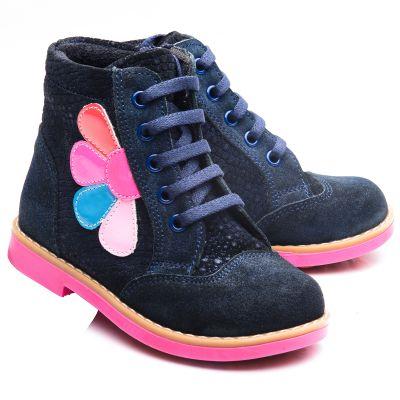 Ботинки для девочек 838