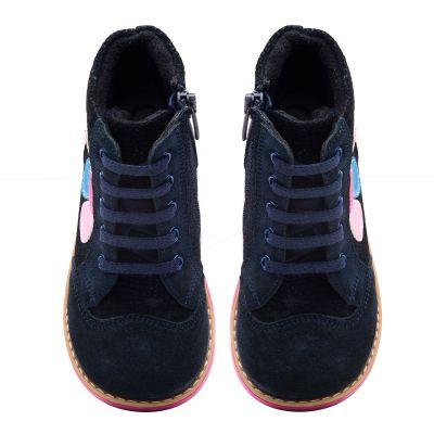 Ботинки для девочек 838 | фото 2