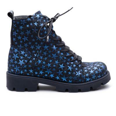 Ботинки для девочек 840 | Демисезонная детская обувь 8 лет