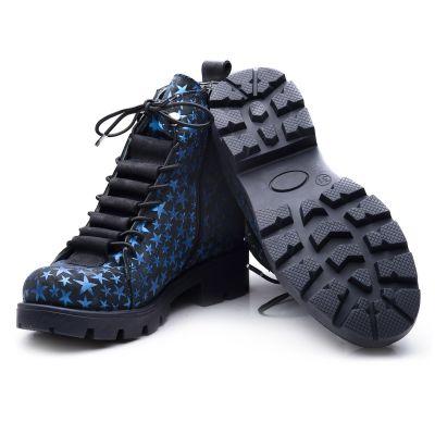 Ботинки для девочек 840 | фото 4