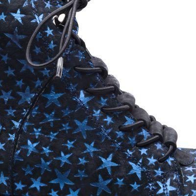 Ботинки для девочек 840 | фото 3