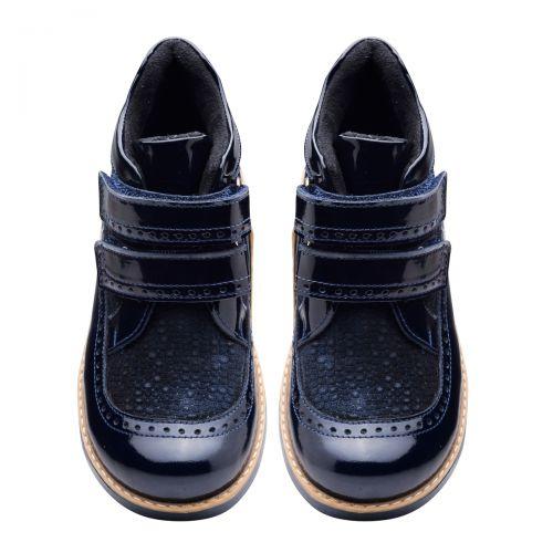 Ботинки для девочек 842 | Модная детская обувь оптом и дропшиппинг