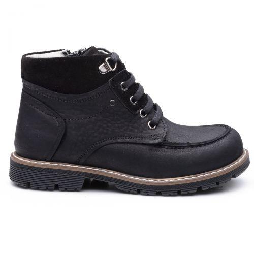 Ботинки для мальчиков 843 | Демисезонная детская обувь оптом и дропшиппинг