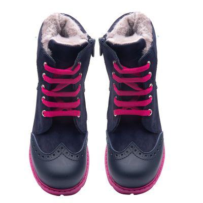 Зимние ботинки для девочек 848 | фото 2