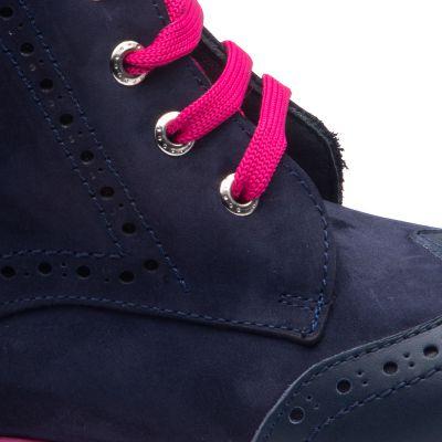 Зимние ботинки для девочек 848 | фото 3