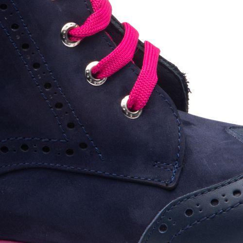 Зимові черевики для дівчаток 848 | Дитяче взуття 18,8 см оптом та дропшиппінг