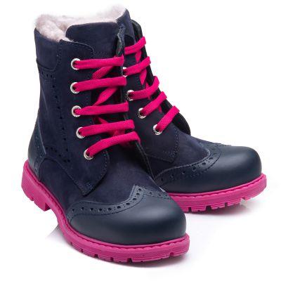 Зимние ботинки для девочек 848