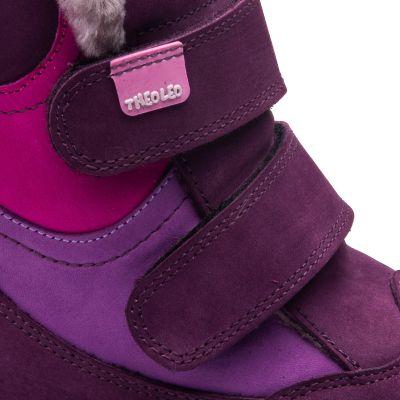 Зимние ботинки для девочек 849 | фото 3