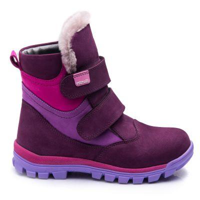 Зимние ботинки для девочек 849 | Обувь для девочек 29 размер