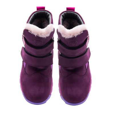 Зимние ботинки для девочек 849 | фото 2