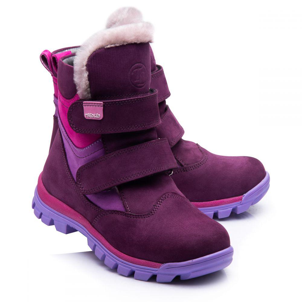 Зимові черевики для дівчаток 849  купити дитяче взуття онлайн 32d8f4abd7237