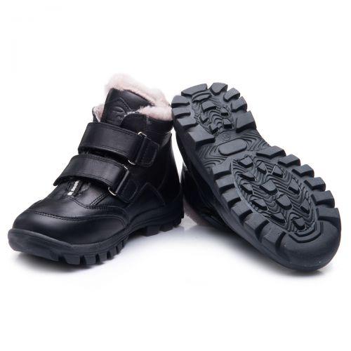 Зимние ботинки для мальчиков 850 | Детская обувь оптом и дропшиппинг