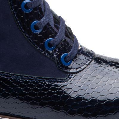 Зимние ботинки для девочек 851 | фото 3
