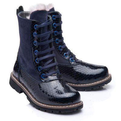 Зимние ботинки для девочек 851