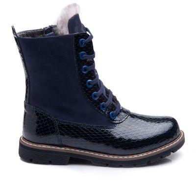 Зимние ботинки для девочек 851 | Детская обувь 35 размер 20,8 см