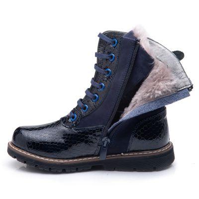 Зимние ботинки для девочек 851 | фото 2