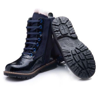 Зимние ботинки для девочек 851 | фото 4