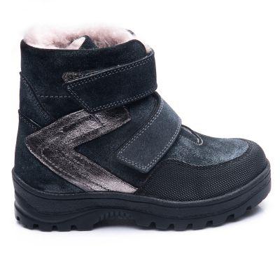 Зимние ботинки для мальчиков 852 | Зимние ботинки для мальчиков