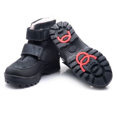 Зимние ботинки для мальчиков 852 | фото 4