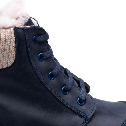 Зимние ботинки для мальчиков 854 | Детская обувь 25,7 см оптом и дропшиппинг