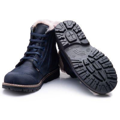 Зимние ботинки для мальчиков 854 | фото 4