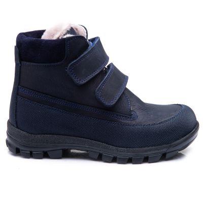 Зимние ботинки для мальчиков 855 | Распродажа обуви для мальчиков