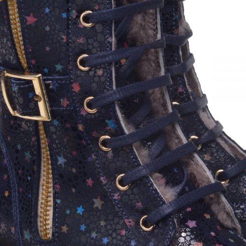 Зимние сапоги для девочек  856 | Детская обувь 20,8 см оптом и дропшиппинг